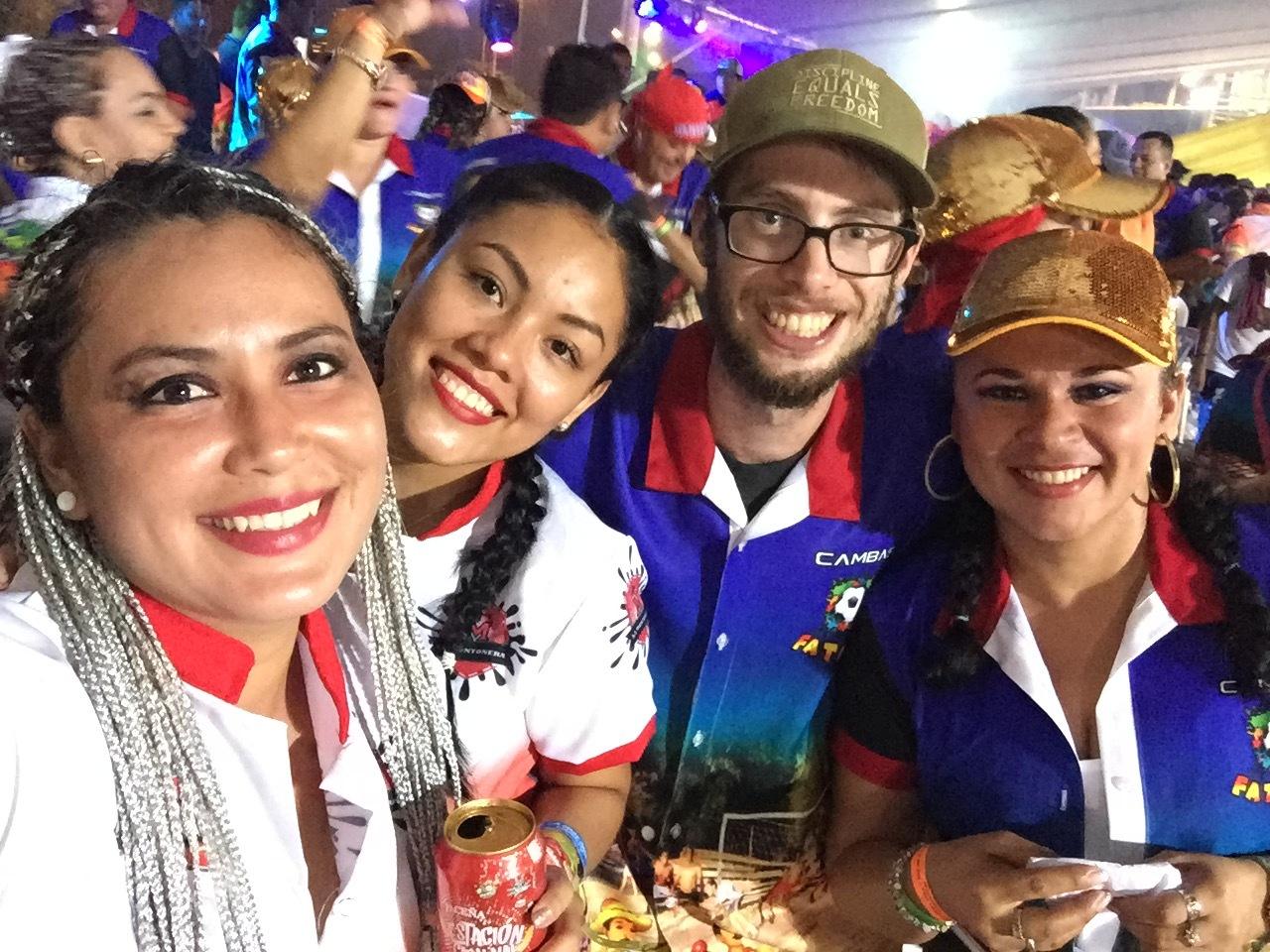 Carnaval in Santa Cruz de la Sierra!