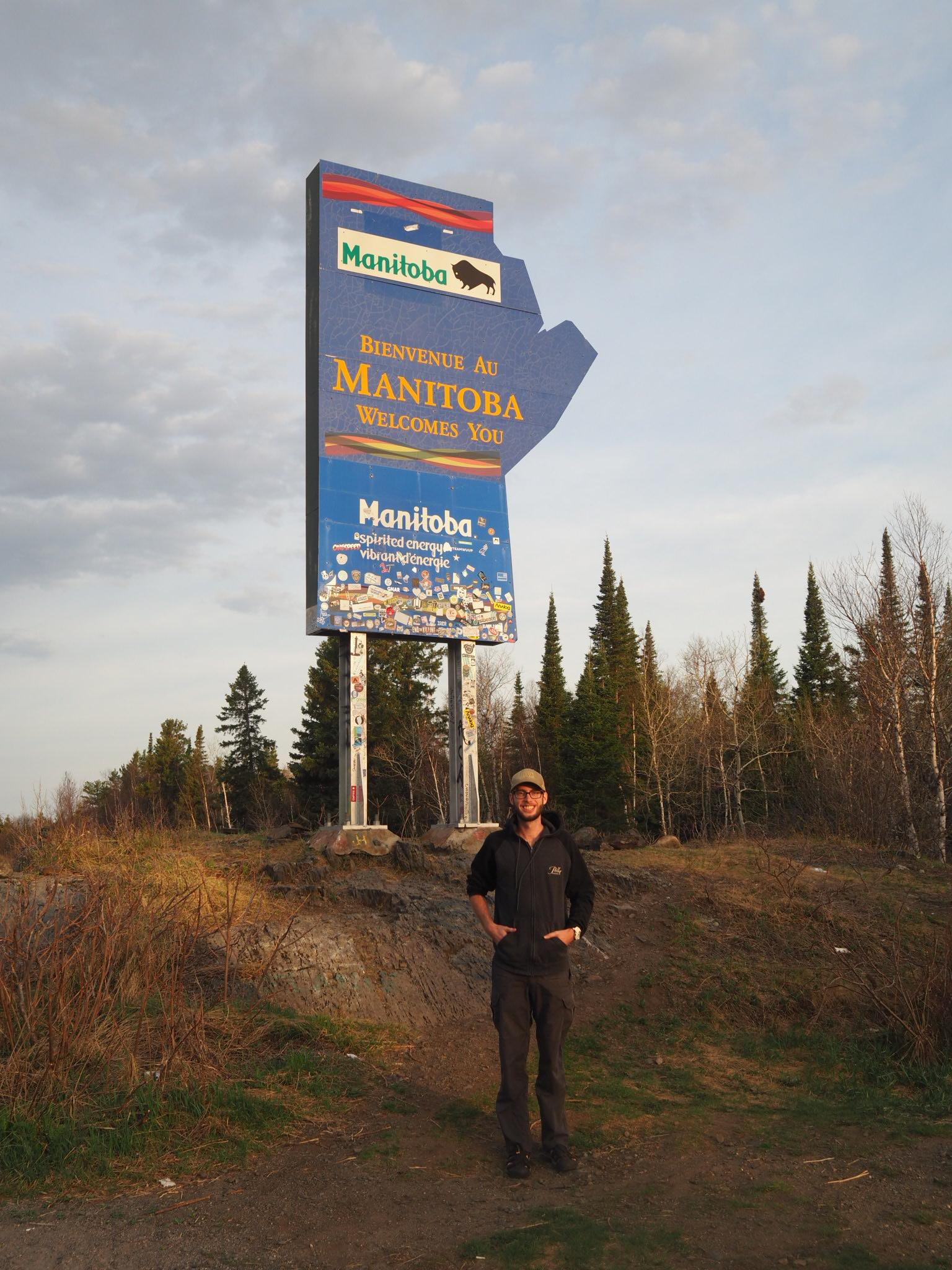 Crossing Canada!