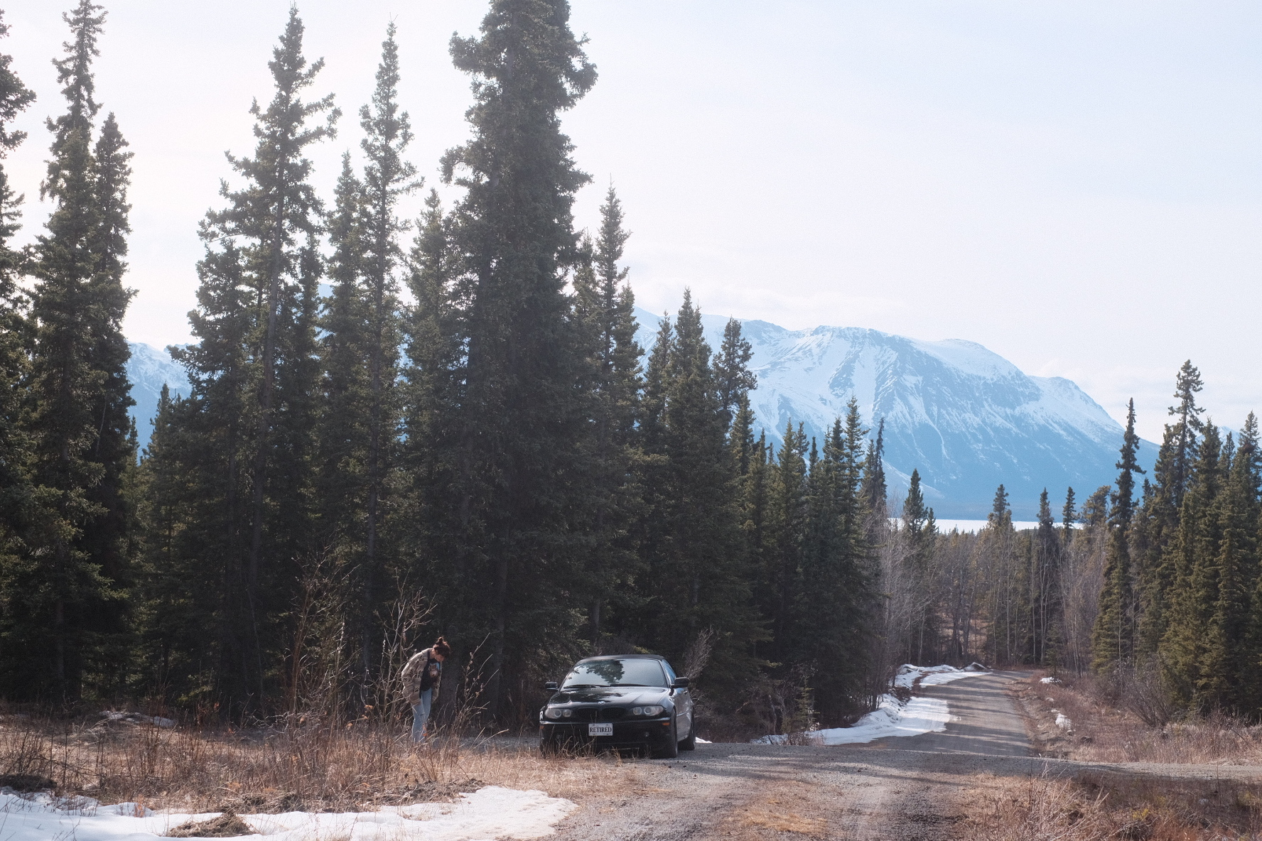 Off the beaten path with the E46