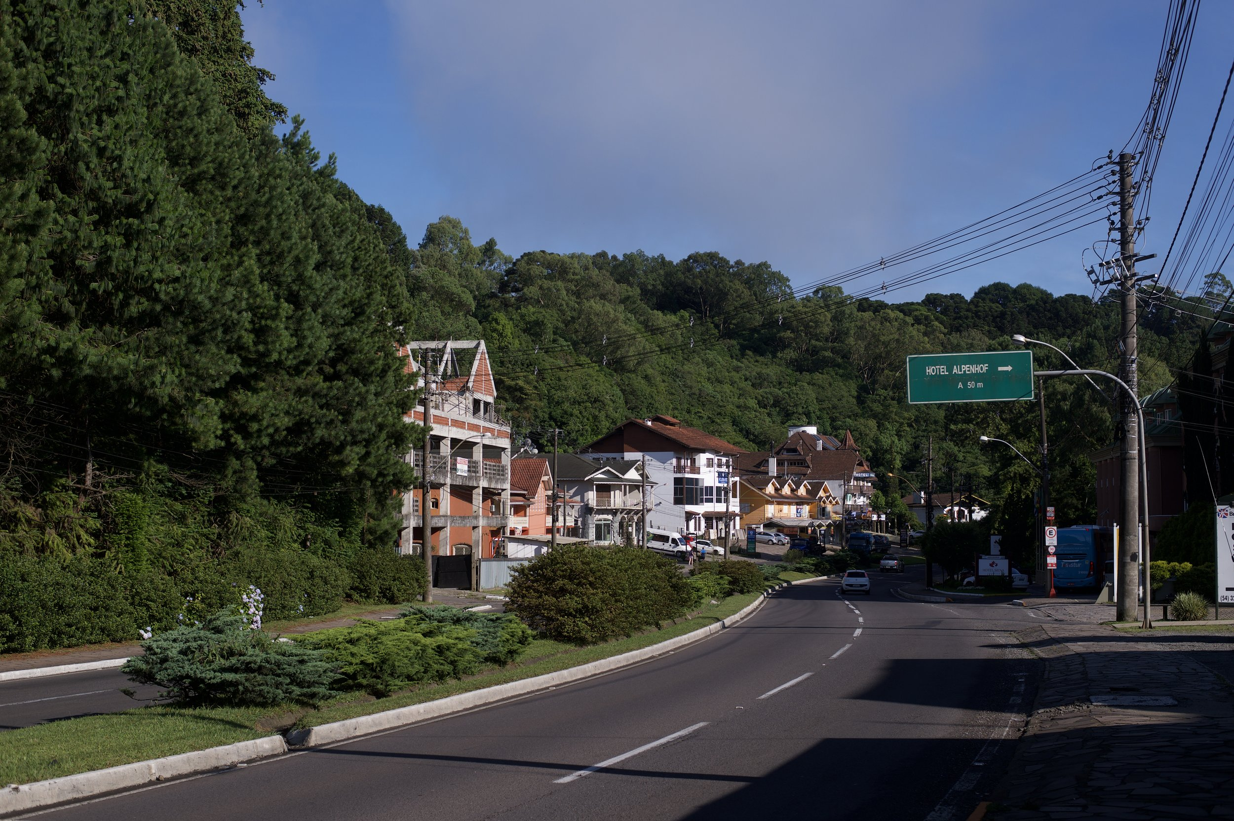 Gramado, Brazil. The little hidden gem of southern Brazil is found not too far away from Montevideo (1.5 days of driving) or Floripa (about 8 hours away).