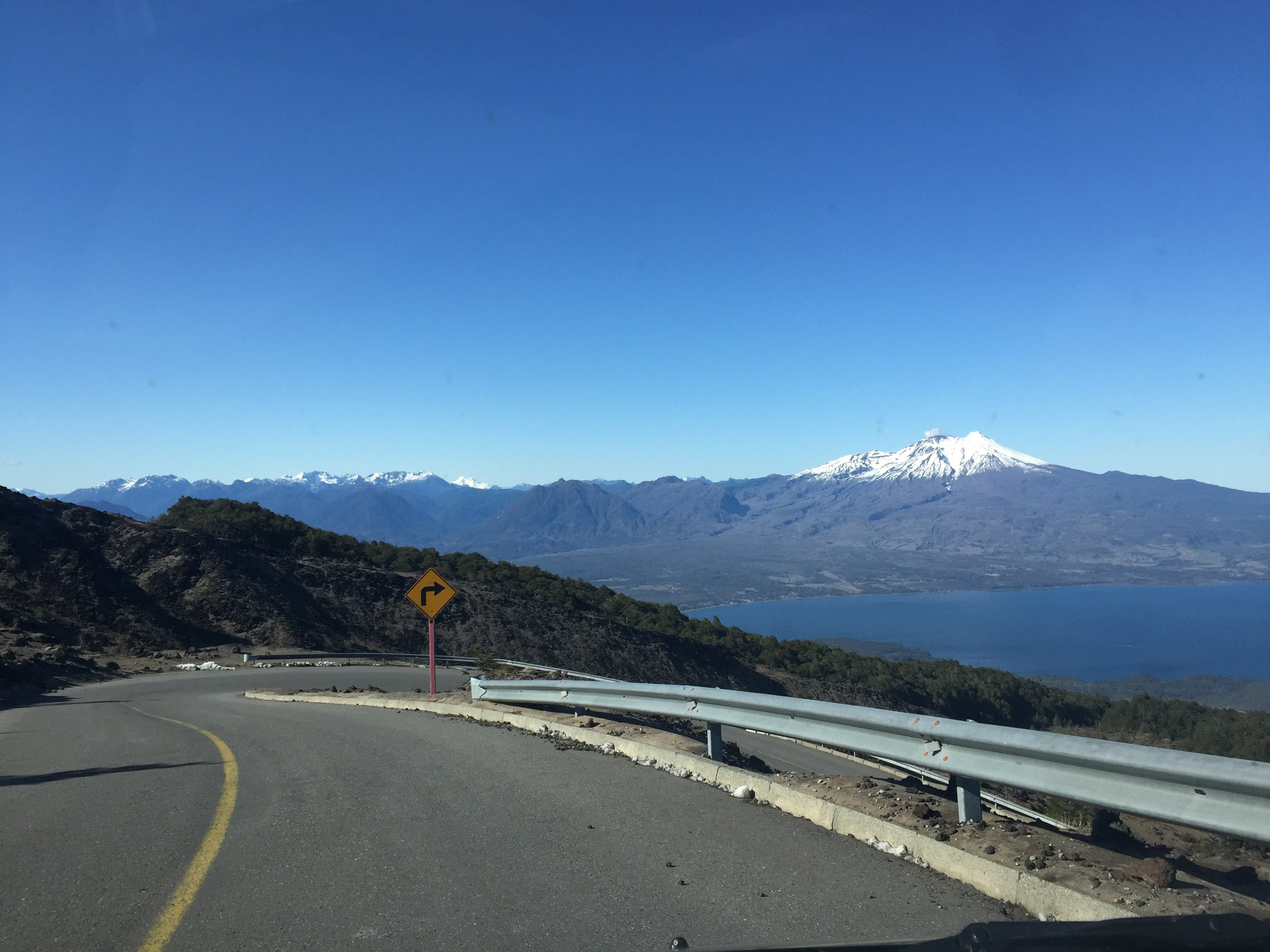 Southern Chile. One of the prettiest place in the Americas…
