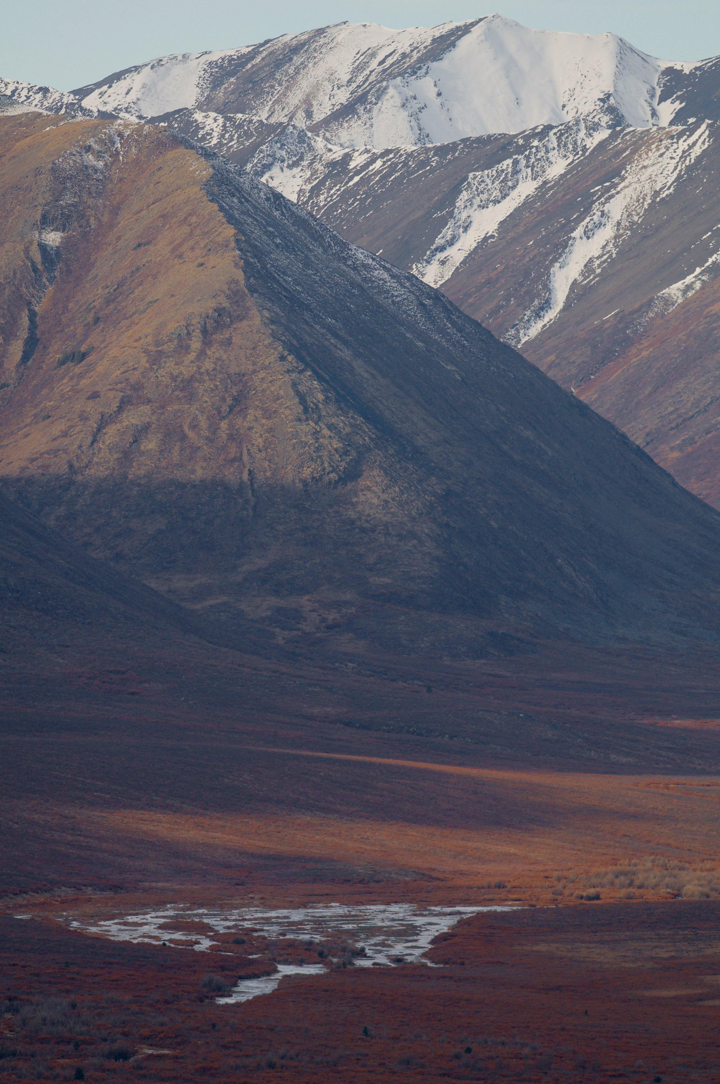 Tombstone National Park in the Yukon Territory.