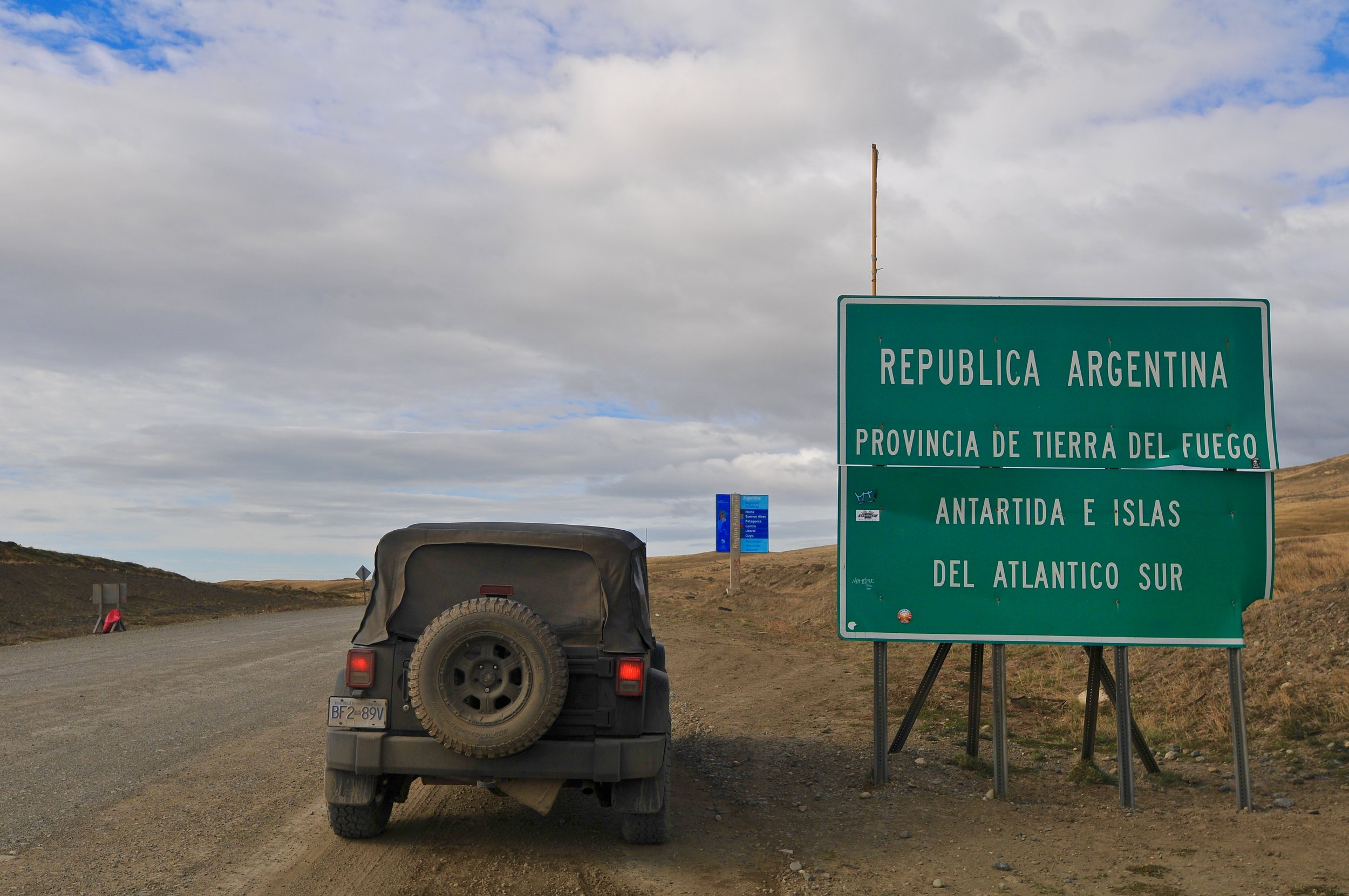 The last part of my Alaska to Argentina roadtrip! Read more  here .
