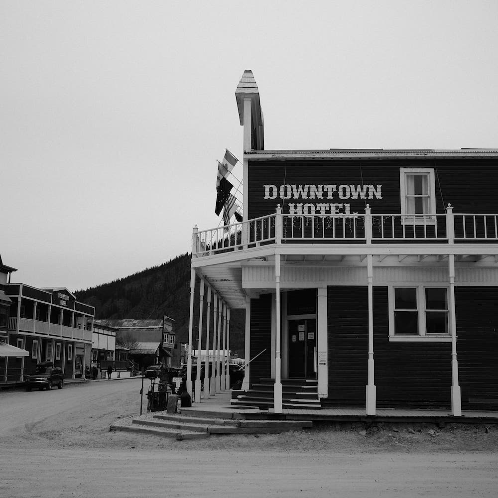 Dawson City with the Pen-F