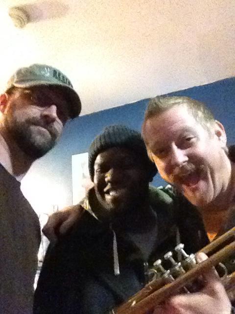 with Matt Stewart & Johnny Christmas
