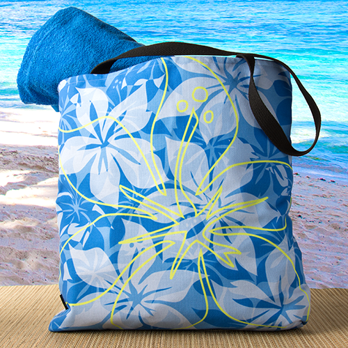 Tropical Beach Bags