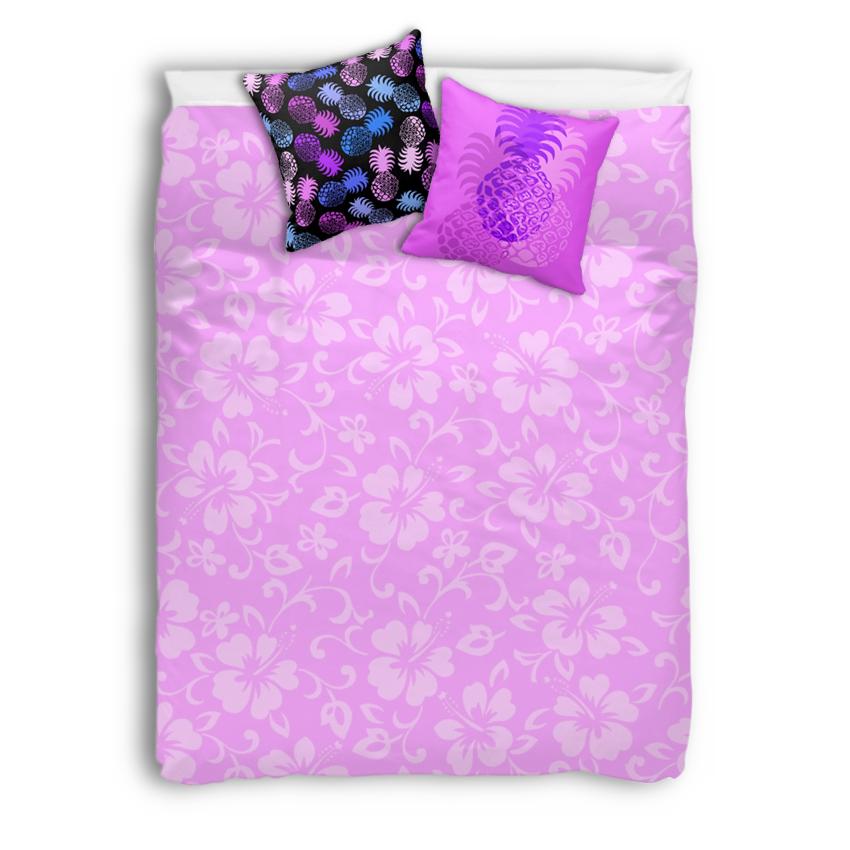 Pareau Print–Violet Color Story
