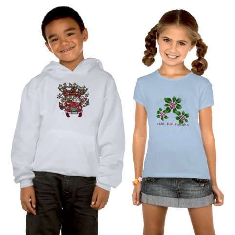 Kids   Tees and Apparel