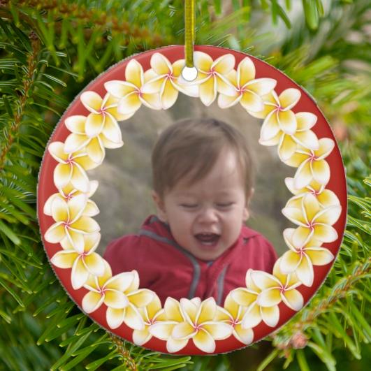 Customizable Hawaiian Ornaments