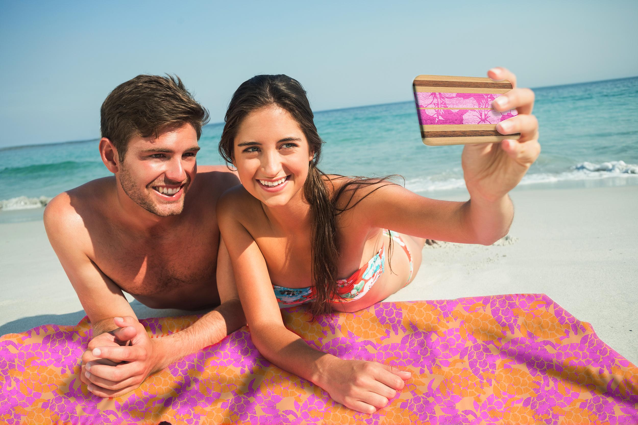 Hawaiian Beach Towels