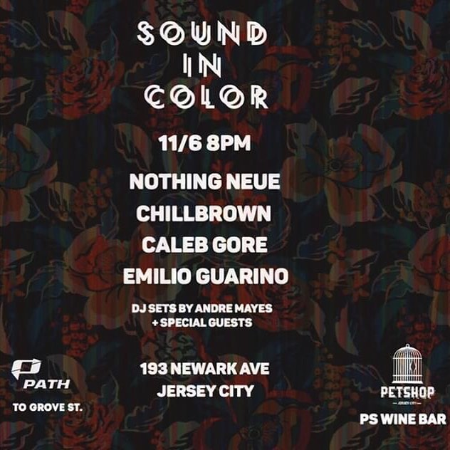First show back in NYC. Come hang out with me and these awesome people tomorrow night.