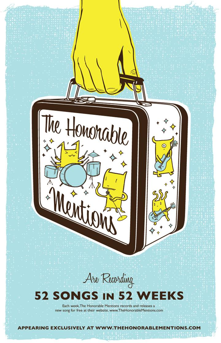 The Honorable Mentions Poster