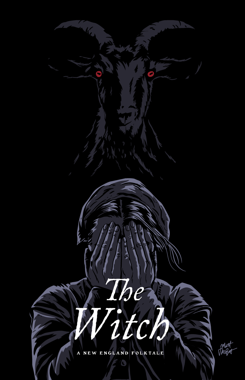 The Witch fan poster by Matt Talbot