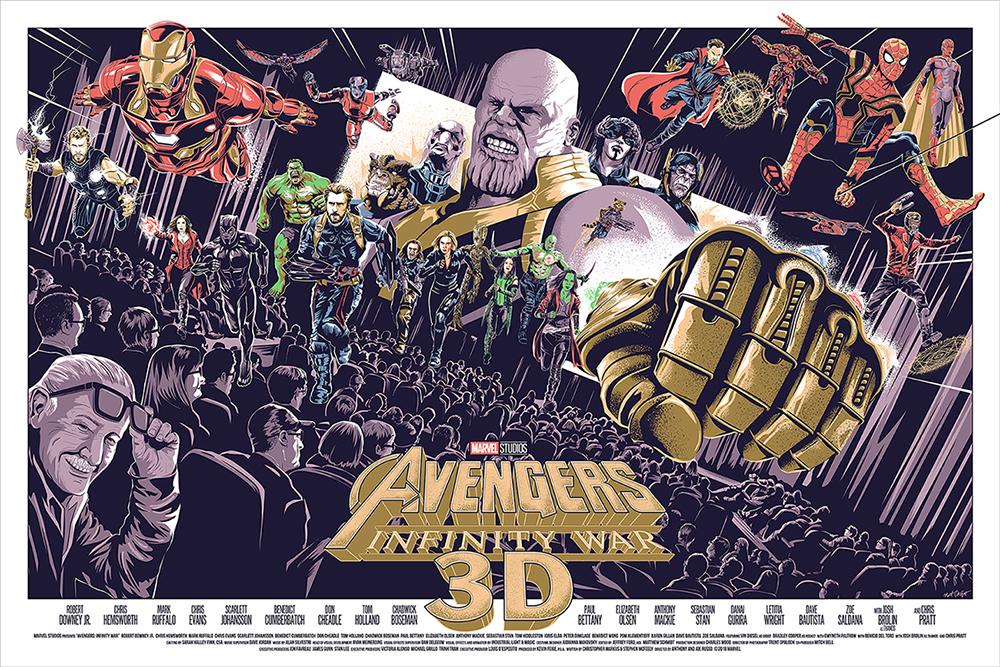 Avengers-infinity-war-3d-poster-by-matt-talbot