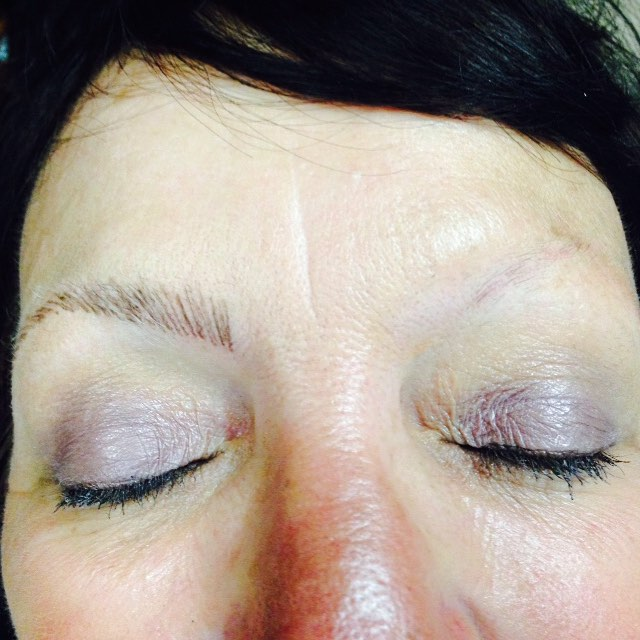 Sleek Brows by Amy Miller at Blume