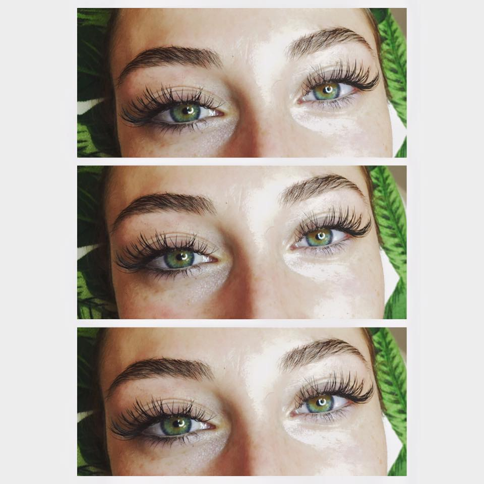 Lashes by Amy Miller at Blume Los Angeles CA