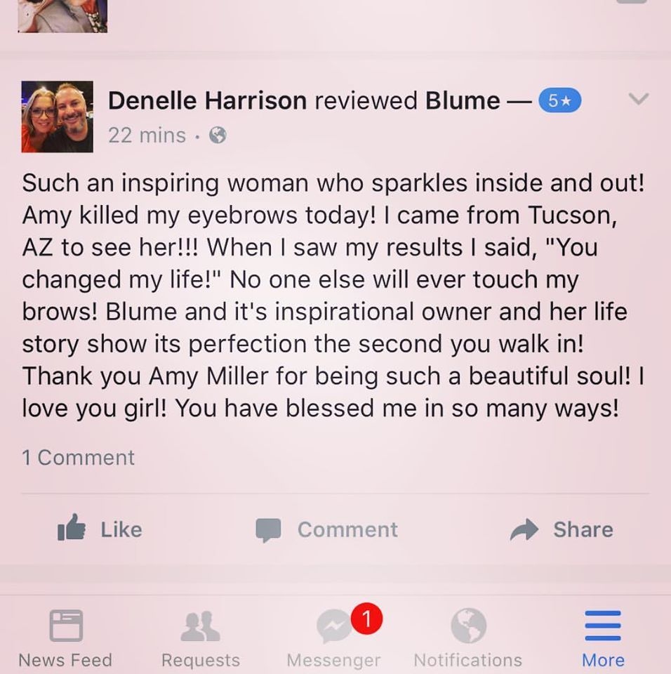 This is my Why right here! Such a simple thing and I was able to make this woman feel beautiful! It is such a privilege and I know she will pay it forward 100x over. See you in 8 weeks pretty!.jpg