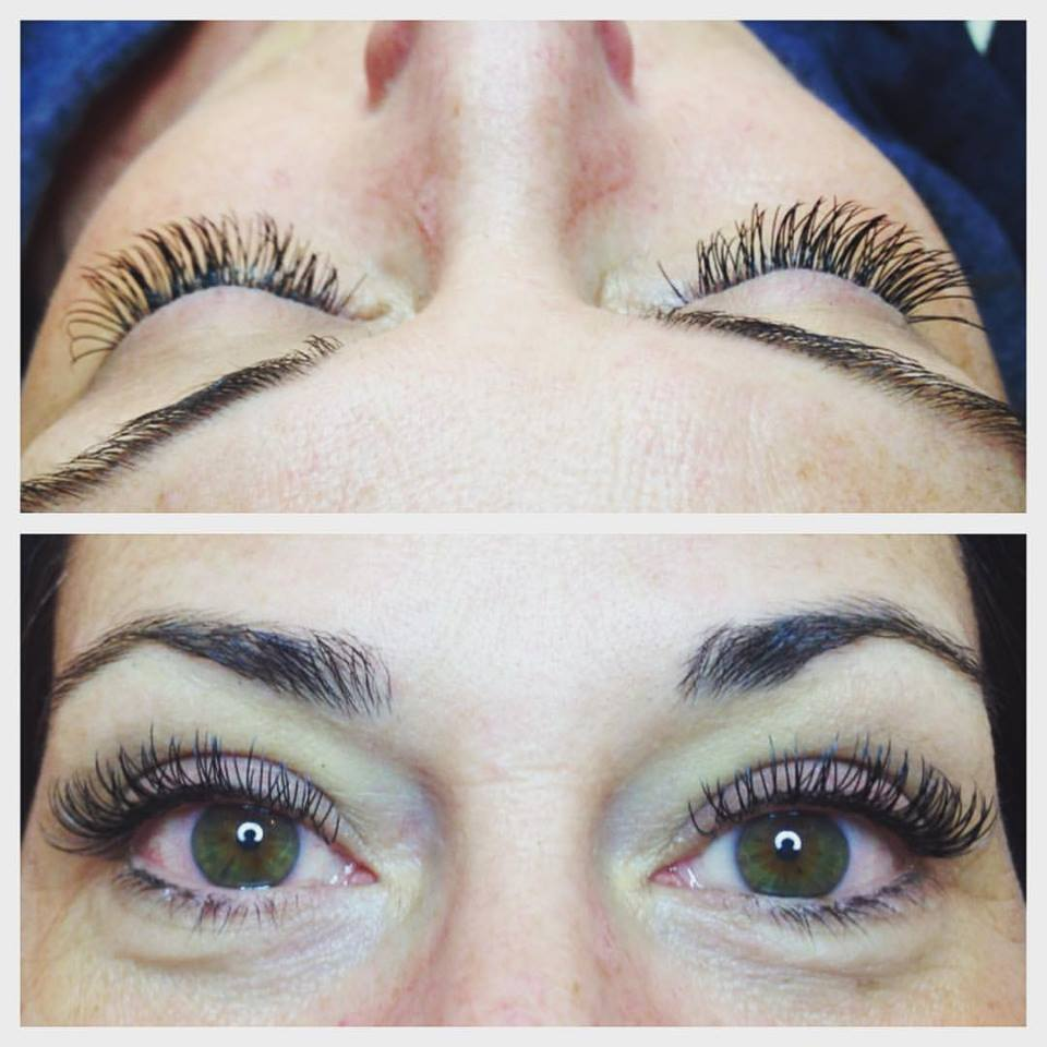 Stunning Lashes by Amy Miller at Blume