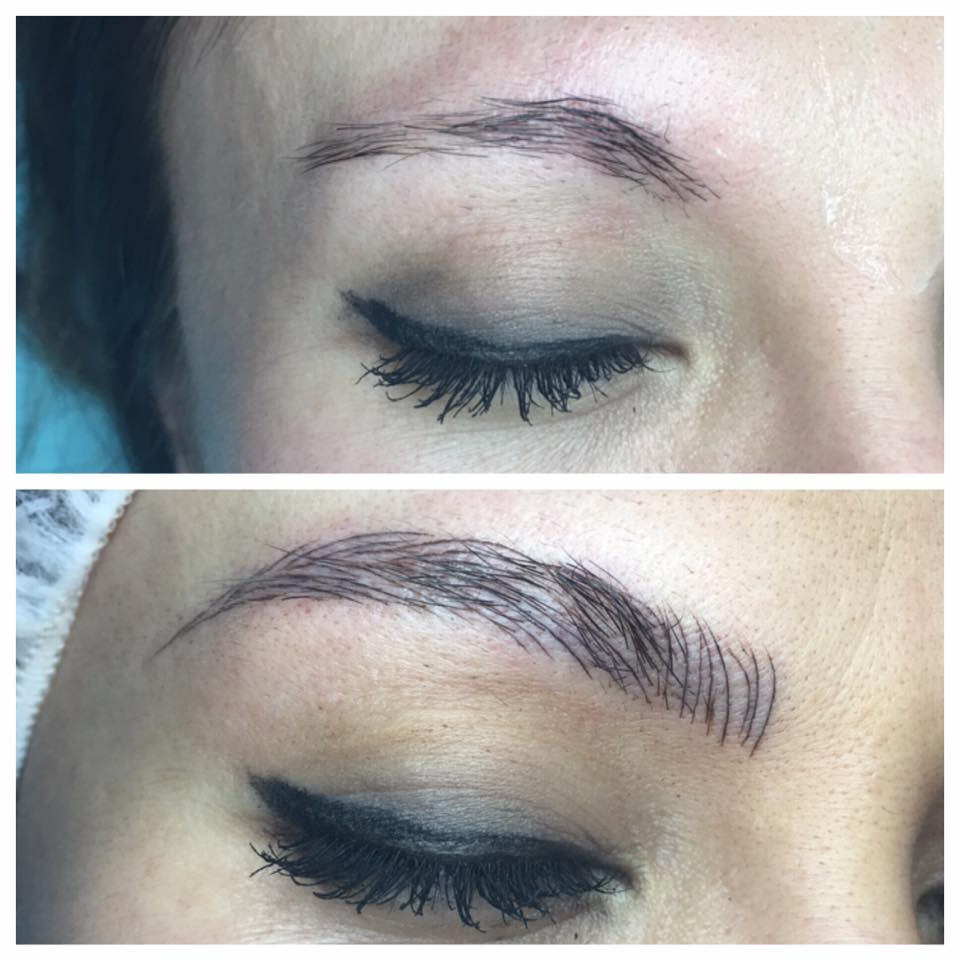 Microblading is Semi Permanent Makeup‎
