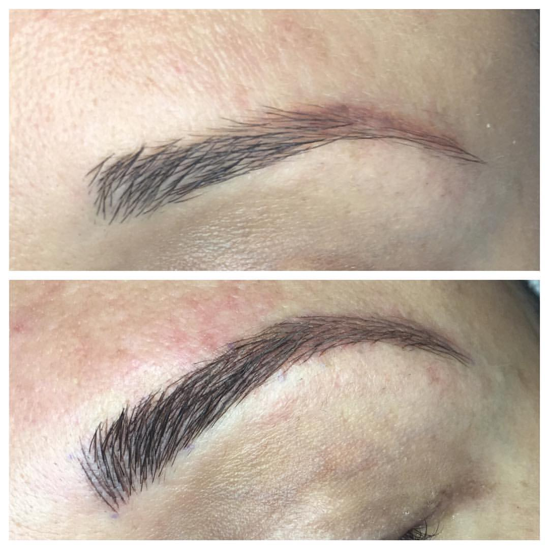 Live in Burbank? Want to be Microbladed by a Professional? You need to see Amy Miller at Blume
