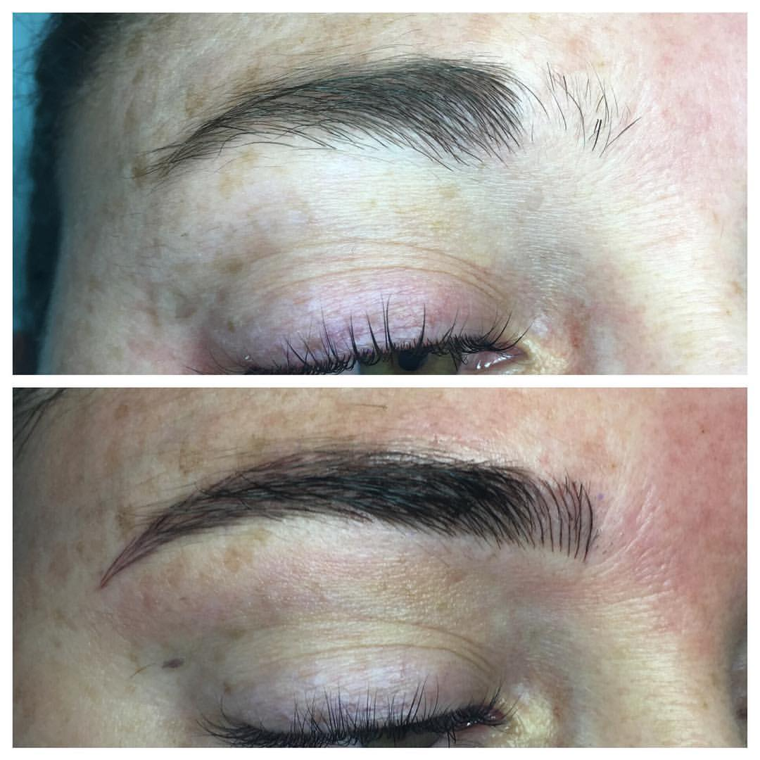 Bad Microblading can hurt your self esteem. Get good work and feel beautiful