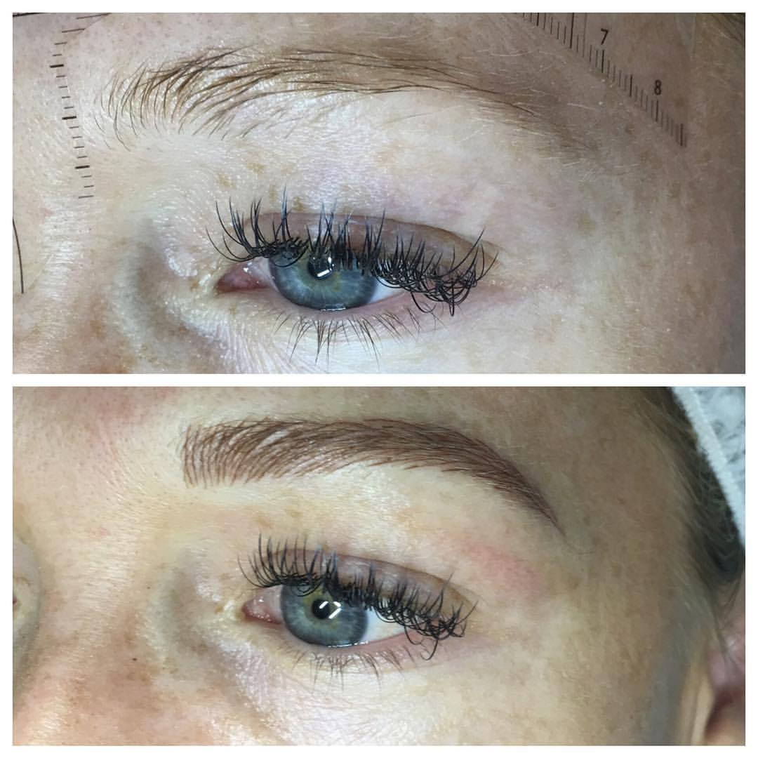 Brows of the Stars - The Best Microblading in the Greater Los Angeles Area at Blume Salon By Amy Miller