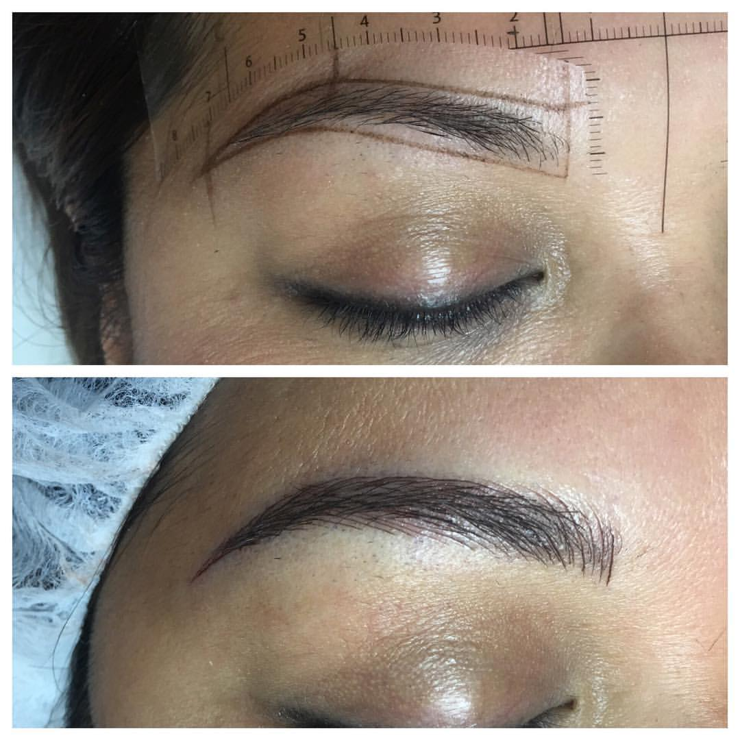 Get Professionally done Microblading by one of the Top Artist in the US Amy Miller