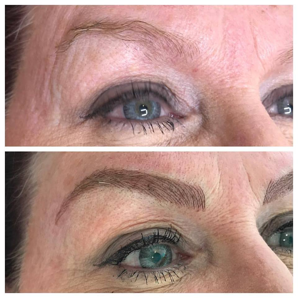 I just can't with these! When good brows become great brows. Book your session online Today!