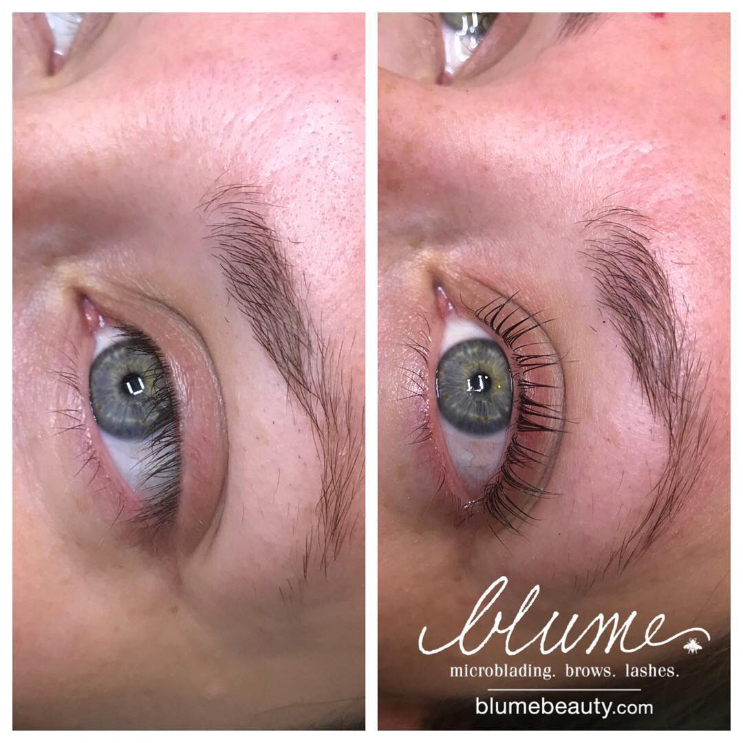 Blume Beauty Bar | Lash infusion By Amy Miller