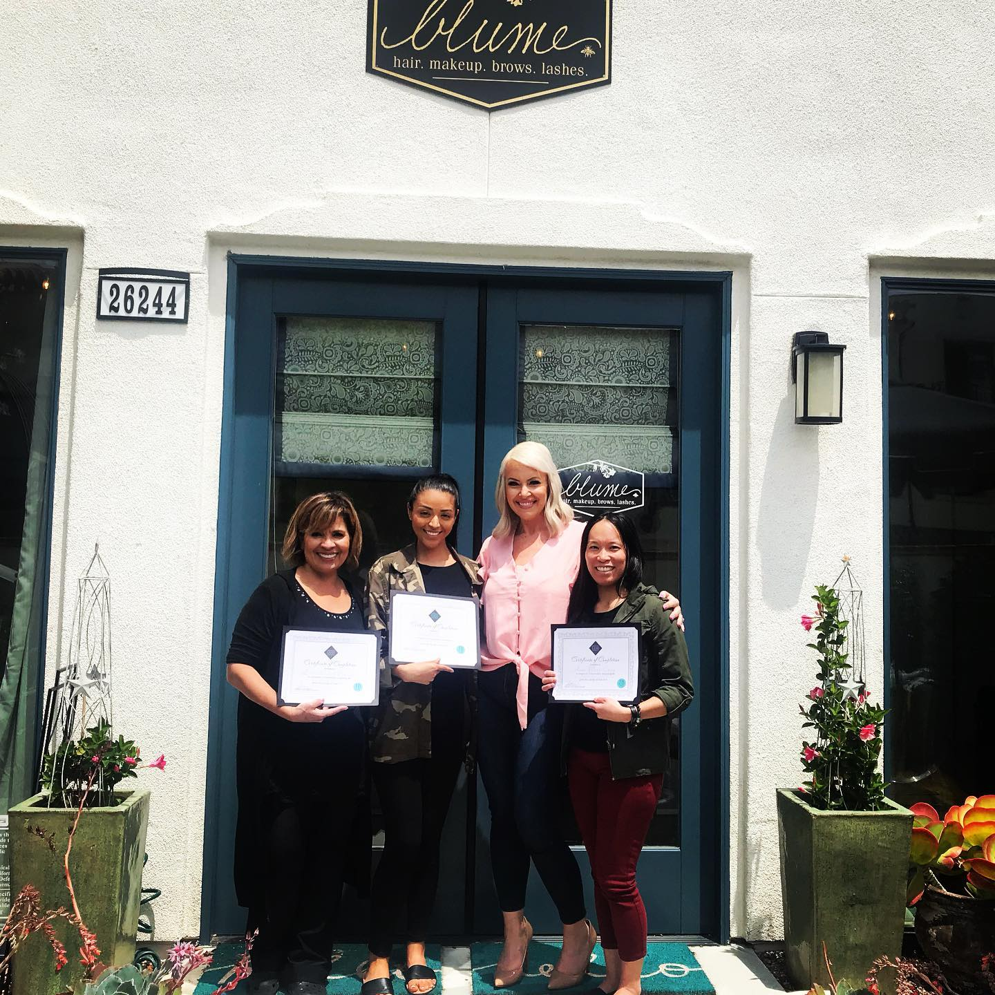 Join The Keratin Lash Infusion Classes by Amy Miller-Wieczorek at Blume.jpg