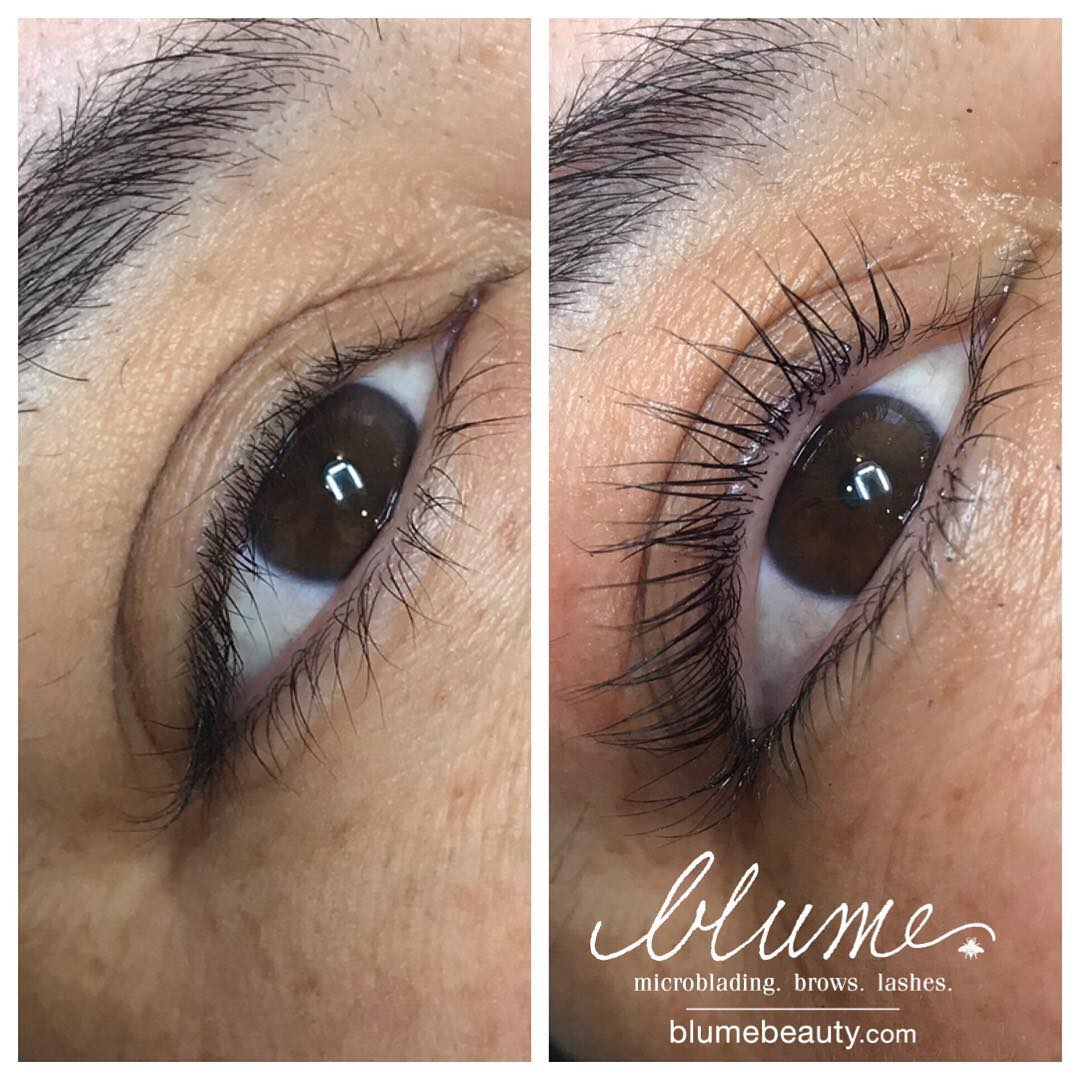 OMG Stunning Keratin Lash Lift the best Keratin lift for your eyelashes