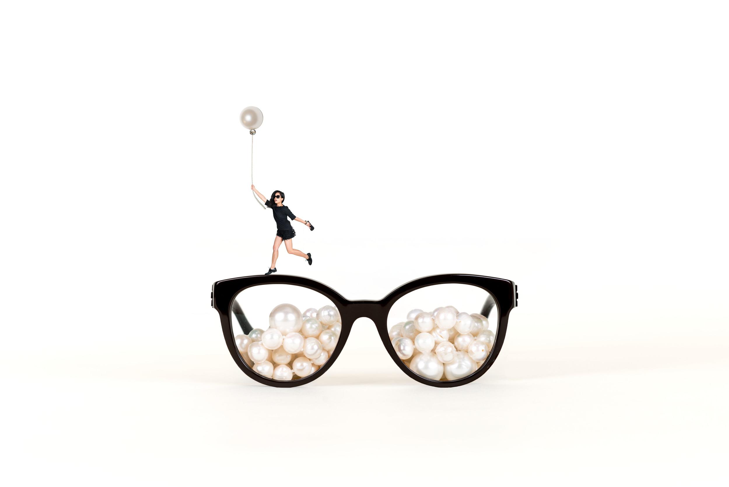 Chanel Concept Pearl's