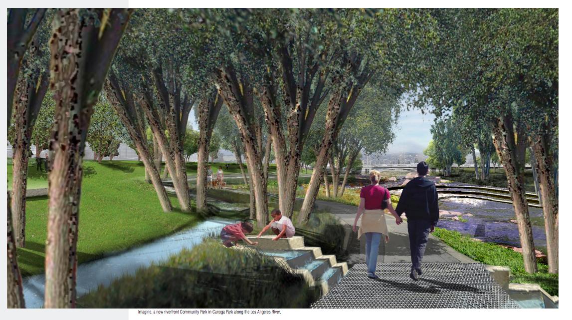 Los Angeles River Revitalization Master Plan 2007