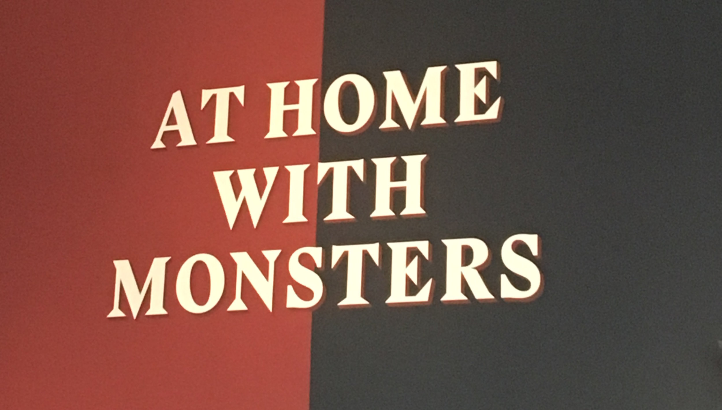 Guillermo del Toro: At Home with Monsters - Los Angeles County Museum of Art