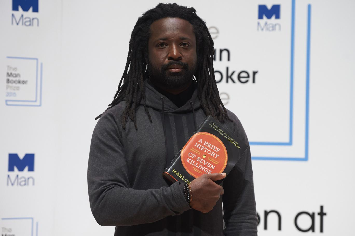 On the list: Marlon James   AFP/Getty Images