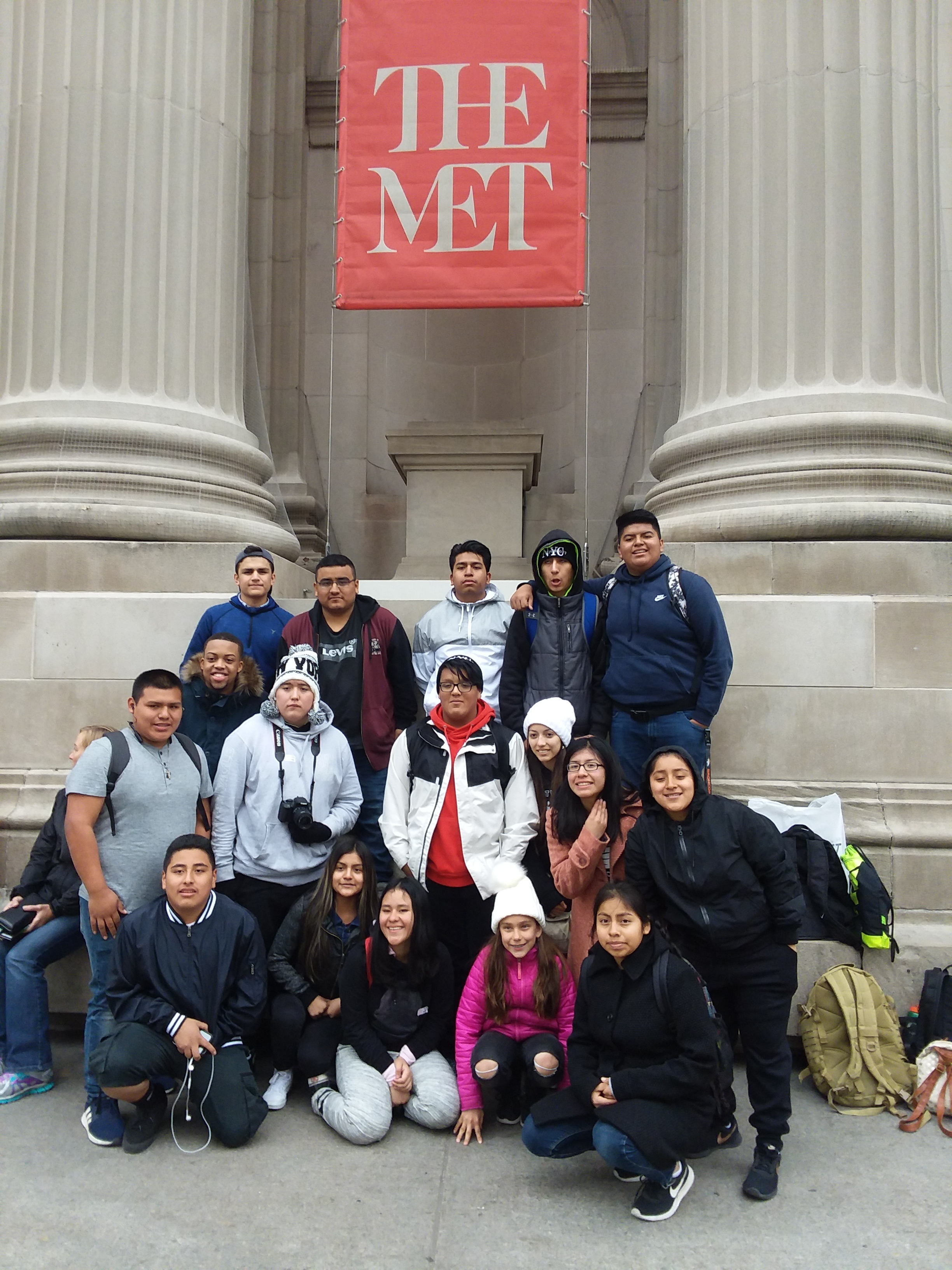 Group Shot - The Met