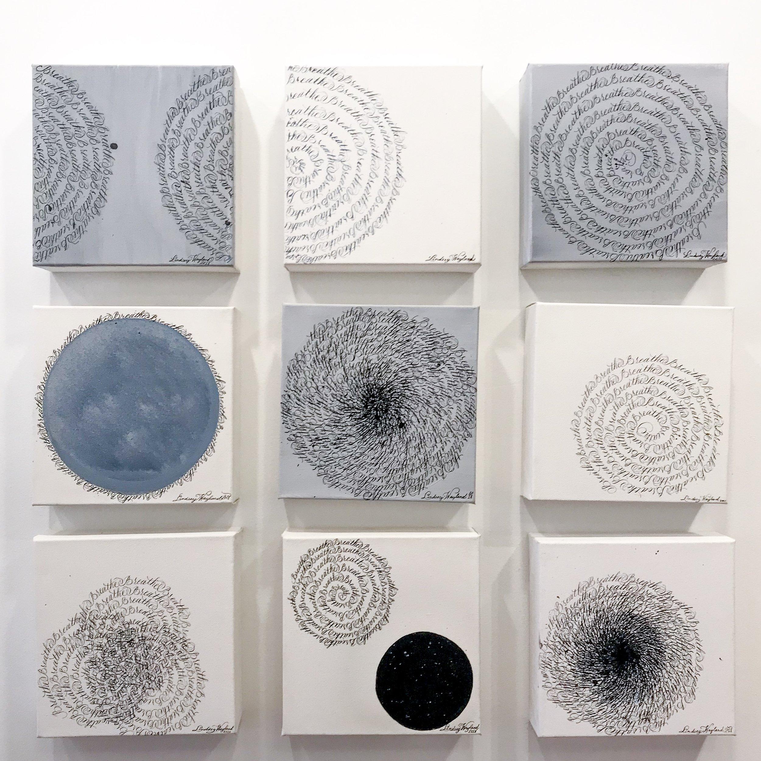 Ink Meditations, Lindsey Wayland