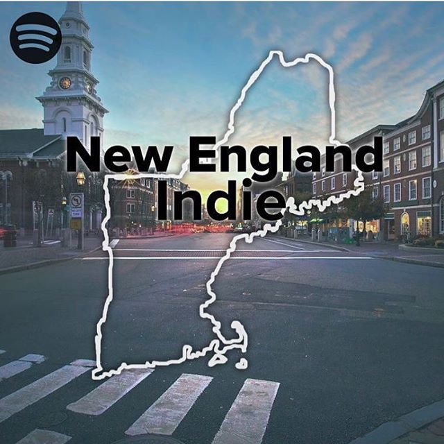 "My song ""Pick Me Up"" is on New England Indie's August 2018 playlist on Spotify! Give it a listen at the link in my bio 😊 thanks @newenglandindie!"