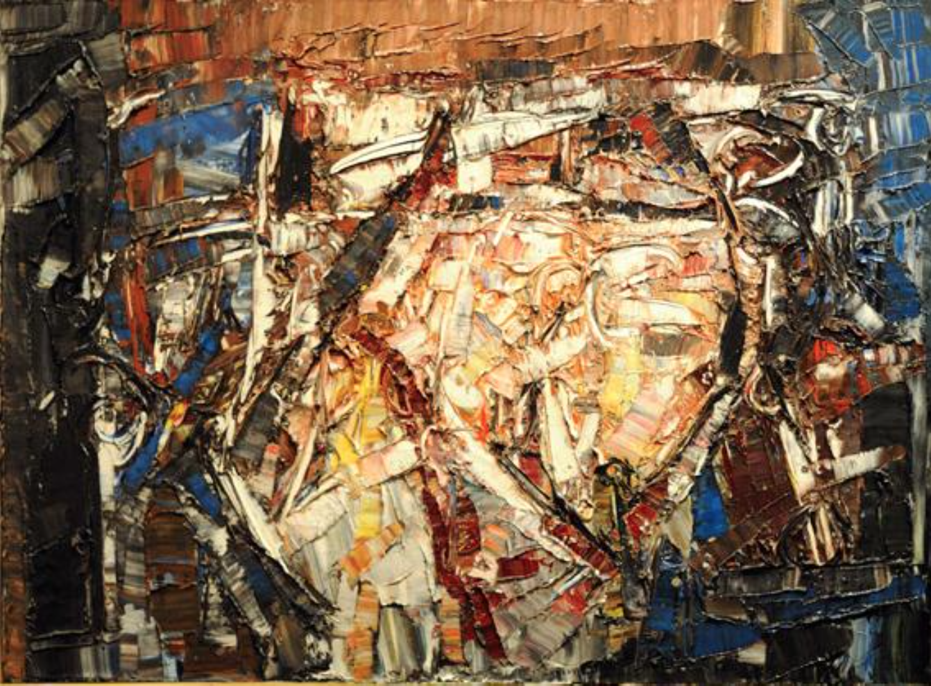 Jean Paul Riopelle (1923-2002)