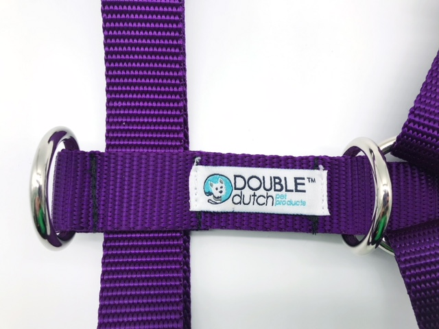 Double up. Secure your pup.