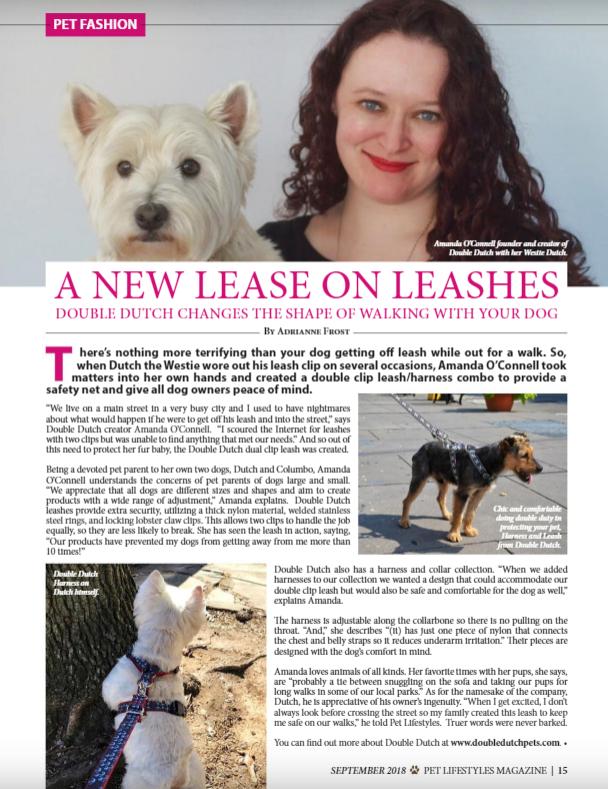 Pet LifeStyles Magazine - 2018  -