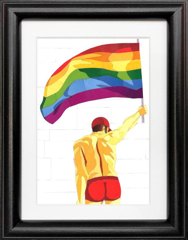 Gay pride Framed.jpg