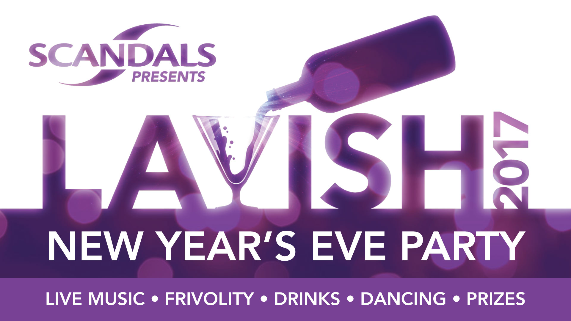 2017 is coming to an end and 2018 needs a warm welcoming so make sure to grab all of your friends and head to the most fabulous NYE party Portland has to offer! Drink specials all night long, plus Live Music by Return Flight and The Radio Riots as well as announcing the Ultimate Prize Winner from this year's Giving Tree! We'll see you there!   Be sure to join the event on Facebook here!