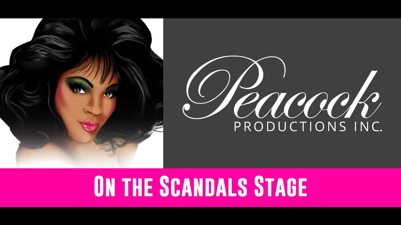 Peacock Productions will be performing all weekend long on the Scandals stage so be sure to keep an eye out for their fantastic Queens!   Find out more info about Peacock Productions here!
