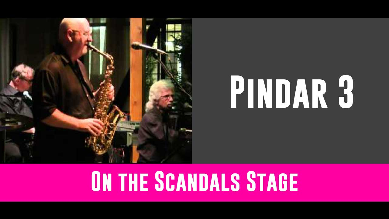 Pindar 3 will be performing Saturday when the gates open from 2 - 3PM.