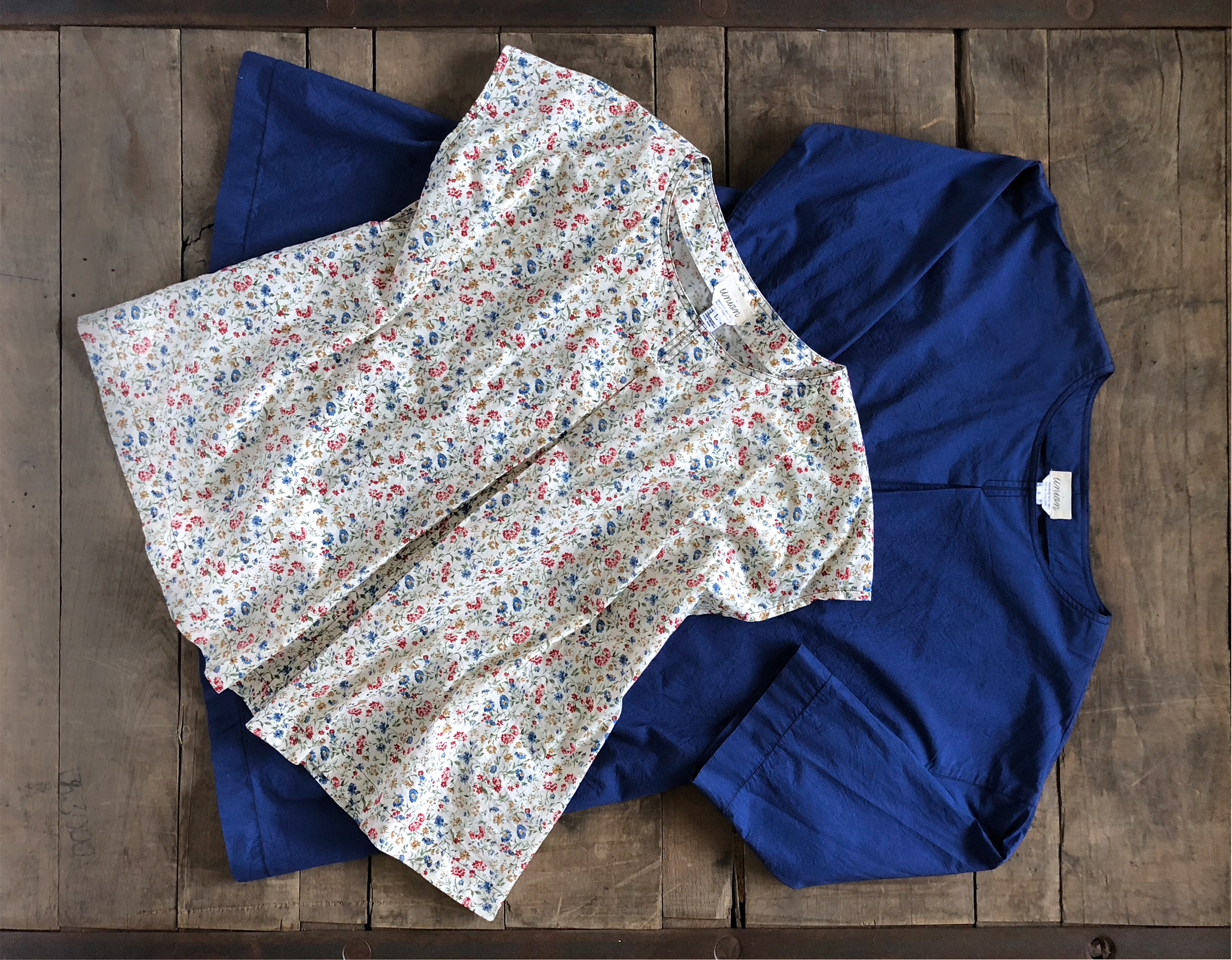 union blue and flwr tops.jpg