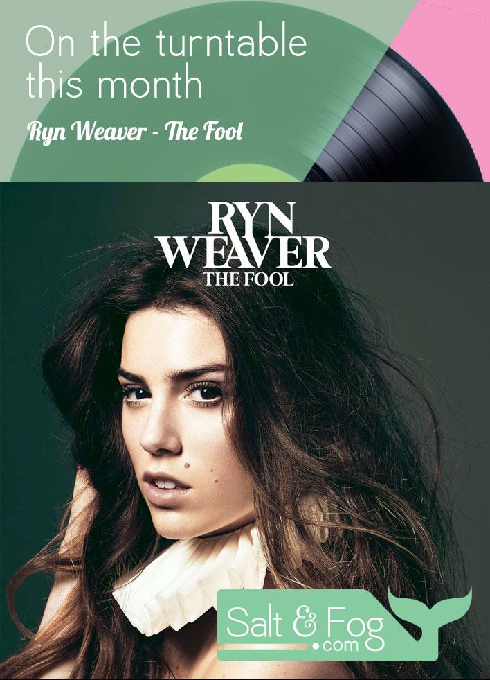 turntable - Ryn Weaver