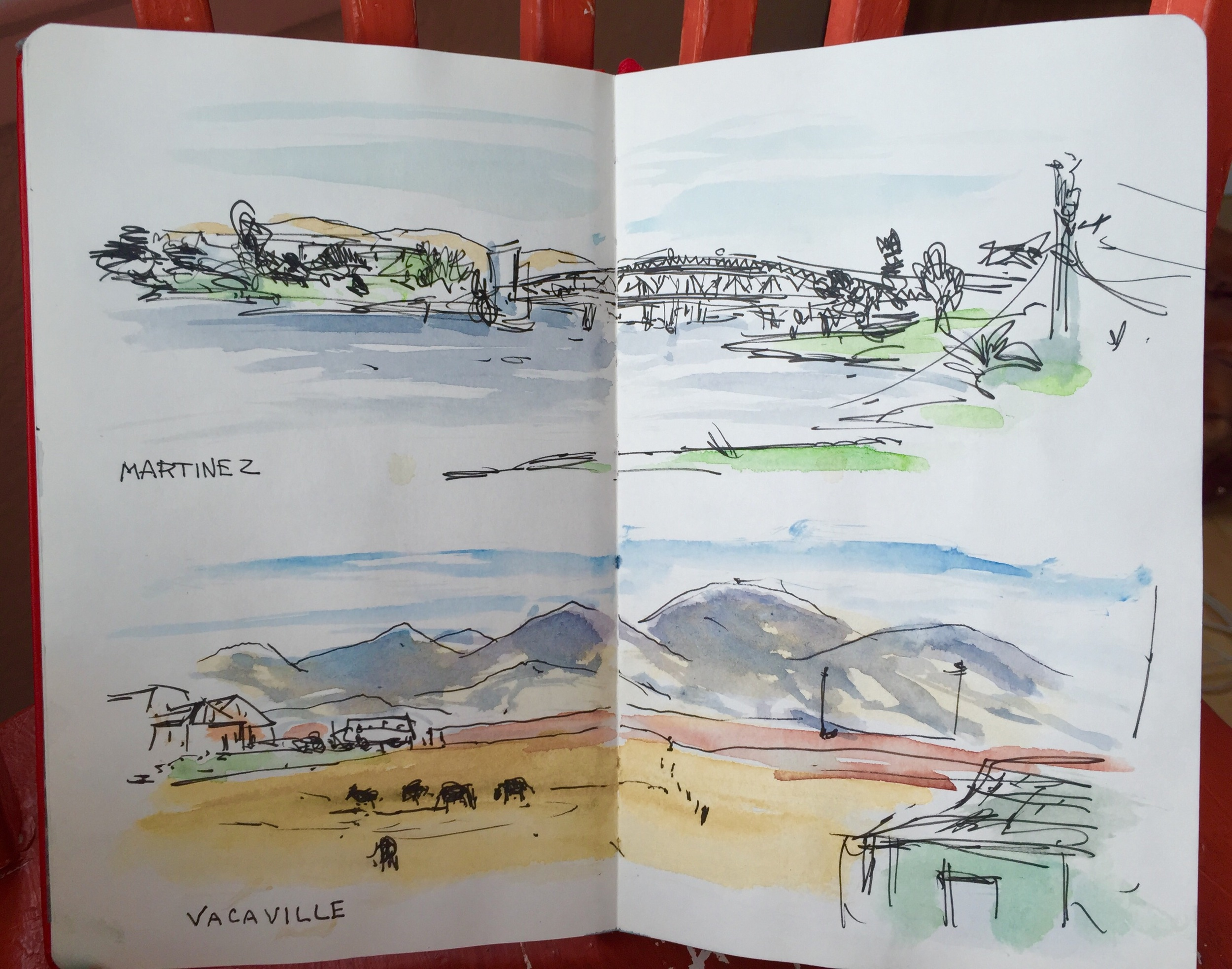 Martinez & Vacaville