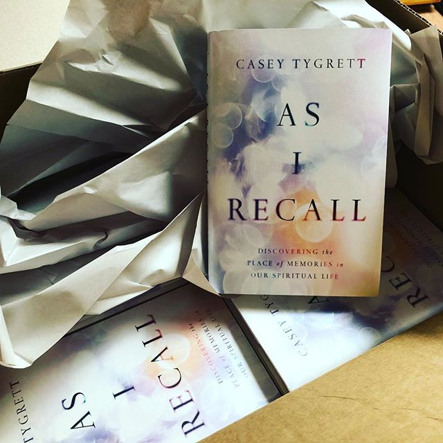 Always fun when the first author copies arrive. I know you all will grow tired of me talking about this, but books are written to be read. I wrote this to be helpful. I believe it will be, or hope so anyway. Releasing April 9. Read away, friends.