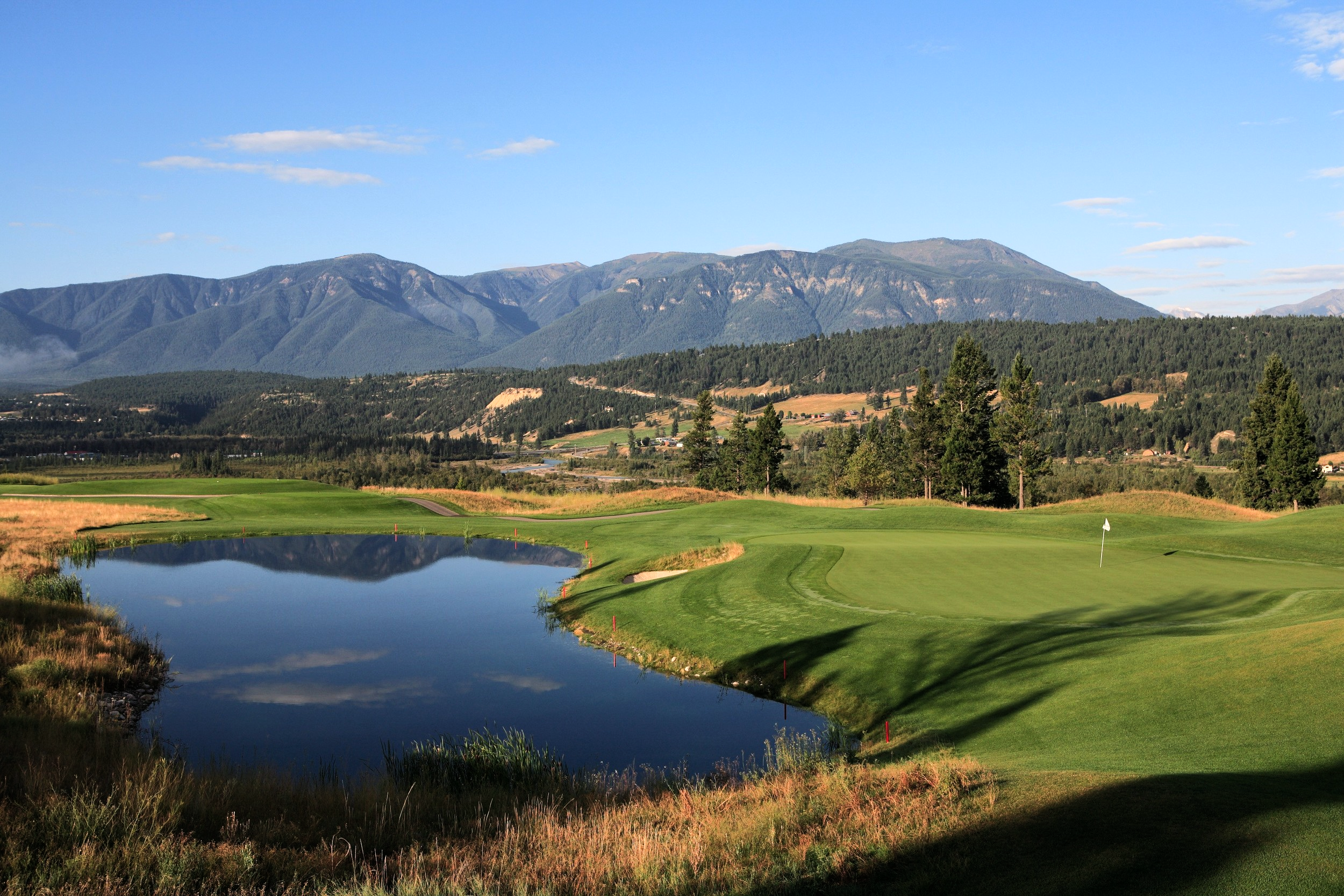 Eagle Ranch Golf Resort, Invermere, bc, Canada